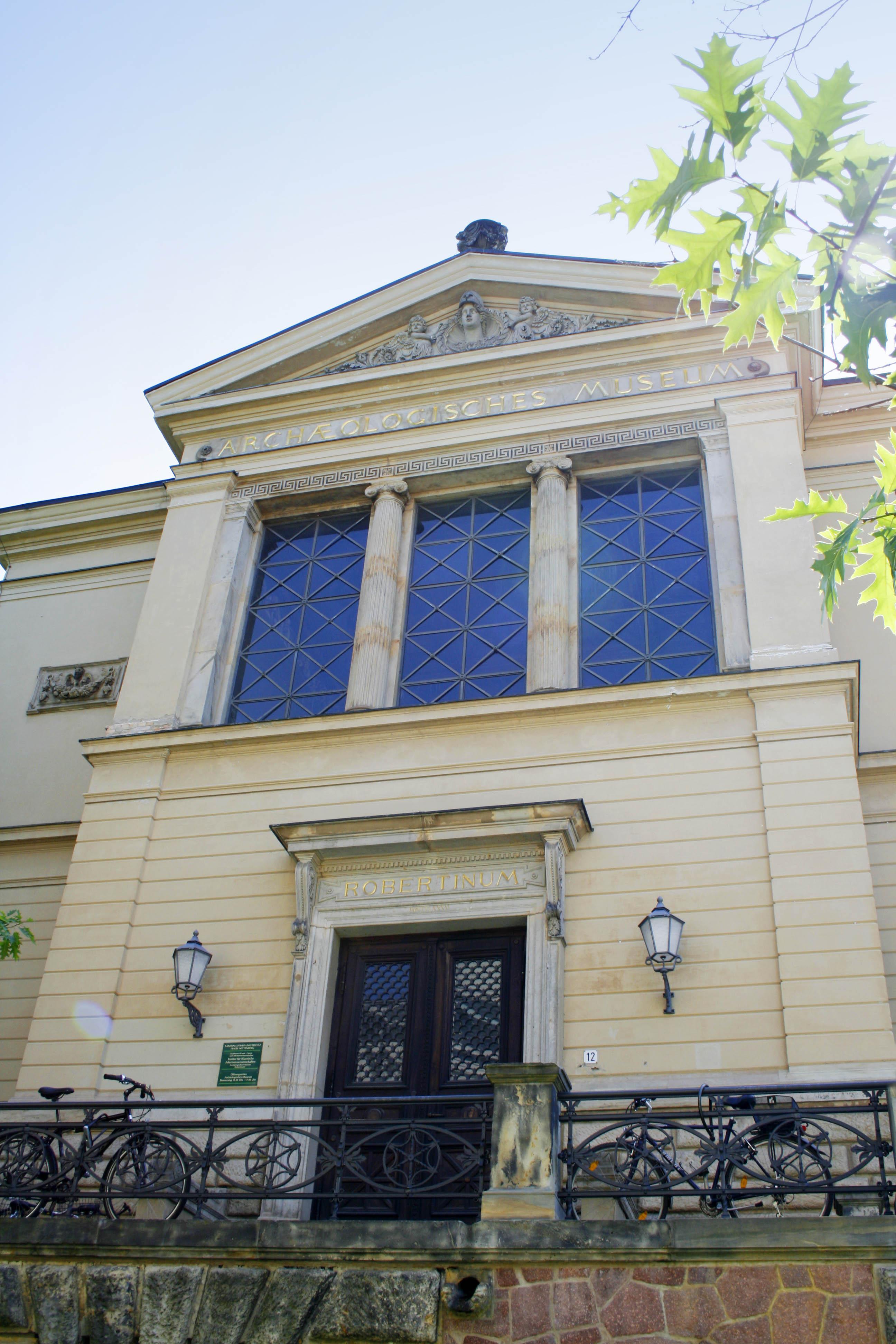 Orientalisches Institut; Zweigbibliothek Vorder Orient / Ethnologie;  Robertinum; Zweigbibliothek Klassische Altertumswissenschaften ...